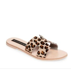 Steve Madden Greece Leopard Sandal